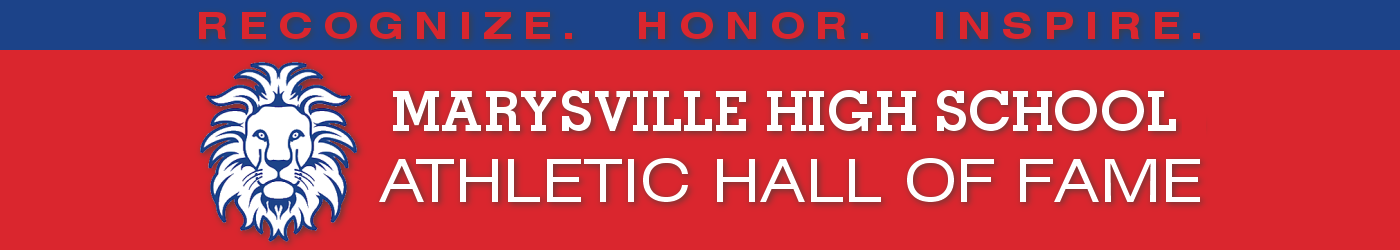 Marysville High School Athletic Hall of Fame